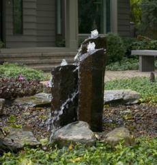 Natural Mongolian Basalt Column by Kingdom Landscaping