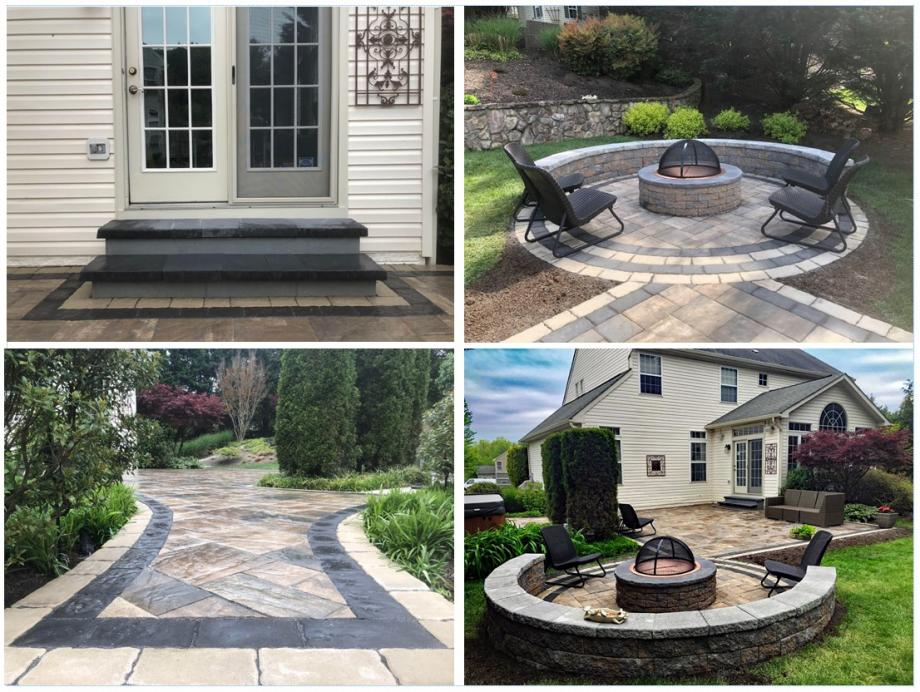 EP Henry pavers installed by Kingdom Landscaping in Frederick Maryland
