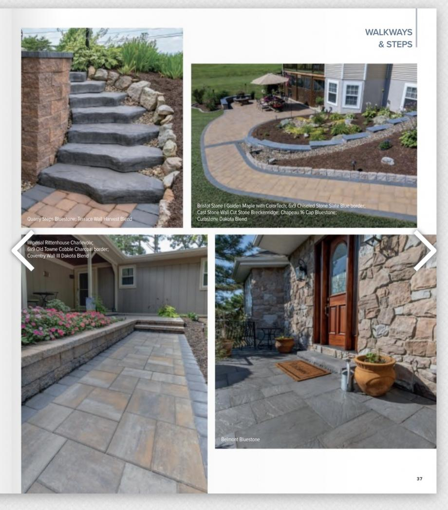 Kingdom Landscaping EP Henry Hardscape Contractor Maryland West Virginia