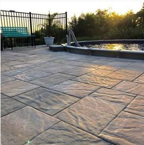 EP Henry pavers installed by Kingdom Landscaping in Sabillasville Maryland