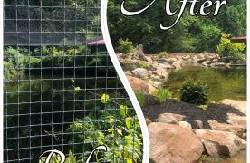 Kingdom Landscaping Pond Builder Catoctin Wildlife Preserve Koi Pond Aquascape Wetland Filtration