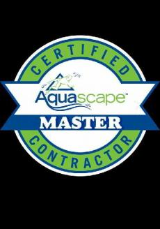 Master Certified Aquascape Contractor Kingdom Landscaping