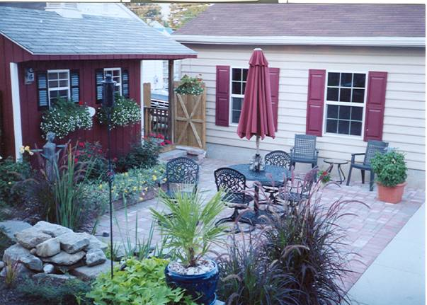 Patio Installation | Maugansville, Maryland