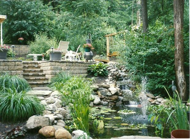 Landscaping and Waterscaping | Frederick, Maryland