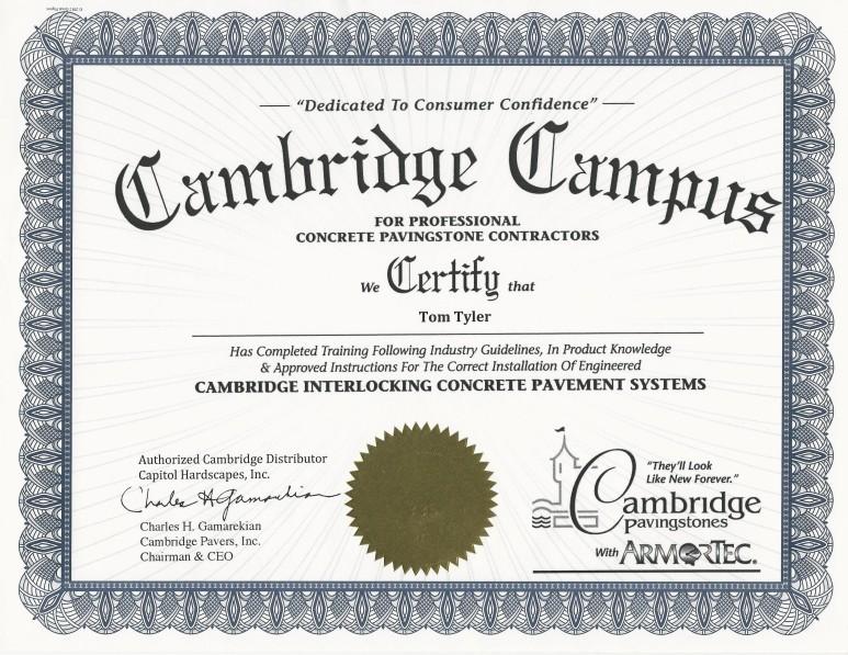 Cambridge ICPI